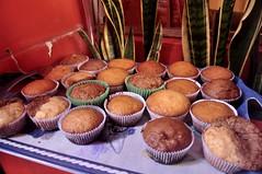 "muffins o ""panquecitos"" (amor vegetal) Tags: food muffins vegan manzana chocolate banana coco mandarina canela vainilla harina cocincami cocinluli"
