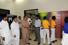 Mr. Avinash Roy Khanna Honorable Member of Parliament at the Exhibition (Ahsan Ghouri) Tags: islam exhibition quran holyquran ahmadi ahmedi qadian constitutionalclub ahmadiyyat quranandscience quranexhibition islamscience islamandscience constitutionalclubofindia