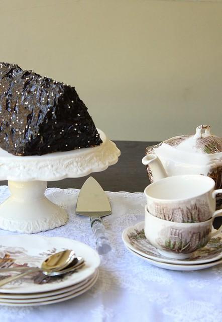 Ritchie's b'day cake