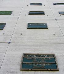 Forest Lawn Memorial Park (waltarrrrr) Tags: cemetery grave glendale scifi sciencefiction crypt forestlawn forrestjackerman uncleforry forestlawnmemorialpark forrestackerman wendayneackerman