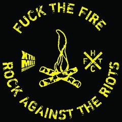 FTF T-shirt logo
