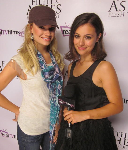 Caitlin Oconnor, Marta Pozzan, Filth To Ashes Flesh To Dust Premiere