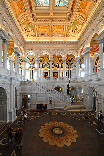 Library of Congress - Jefferson Building 2