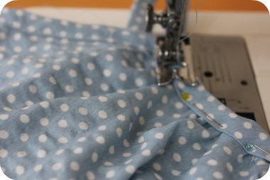 sewing spots