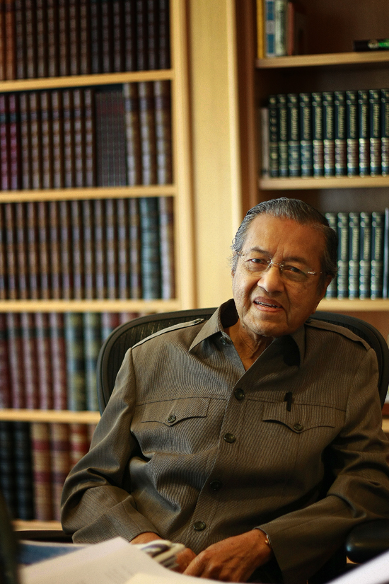 Essay about mahathir mohamad