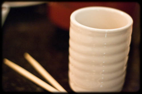 Tea and Chopsticks.