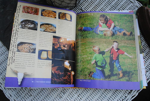 LoveFeast's The Traveling Cookbook