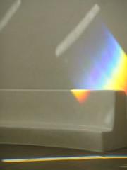 DSC03116 (hellothomas) Tags: light newmexico reflection bench prism montezuma charlesross unitedworldcollege lightsanctuary virginiadwan labanwingert