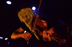 Timba Harris, violin and trumpet, METROPOLIS guest artist