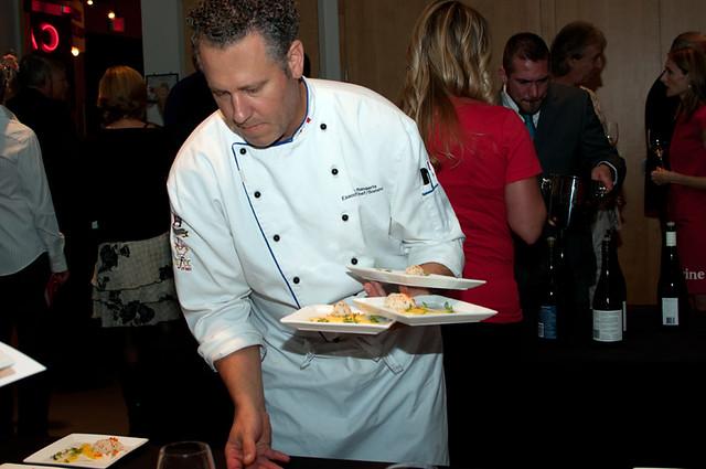 Chef Dino Renaerts
