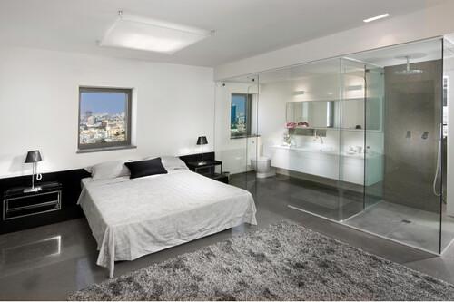 home design bedroom by Krzysztof Urbanowicz