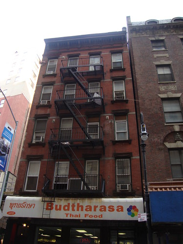 109 Washington Street - Tenement Building