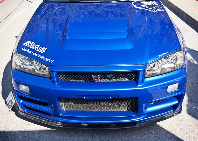 Skyline GT-R R34 VI