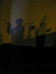 1 man with 2 shadows? (Liz Habig) Tags: shadow shadowplay