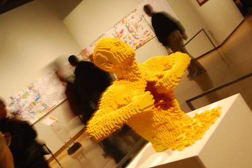 GR Museum, Legos