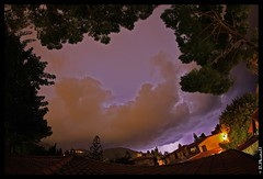 Storm in 8mm (B-Photo) Tags: storm canon italia fisheye lightning palermo thunder temporale tempesta fulmini blueribbonwinner saette 60d abigfave flickrdiamond