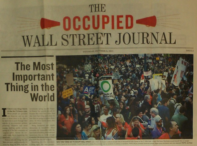 Occupied Wall Street Journal - Issue 2