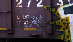 CRAZY CANUCKS (YardJock) Tags: art graffiti signature tagging handstyle moniker