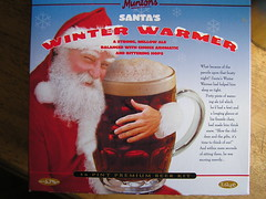 Muntons Santa Winter Warmer - Front