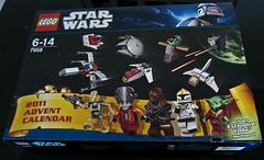LEGO Star Wars Calendar 2011