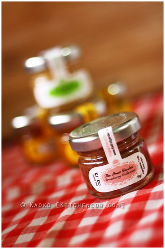 The Fruit Garden Artisan Jams