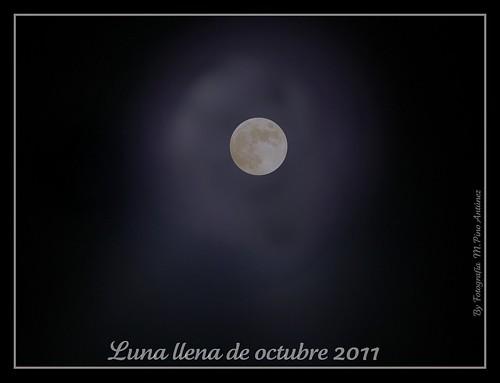 Luna llena  otubre 2011 by Arice39