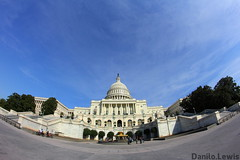 Capitol Building (Danilo.Lewis|Fotography) Tags: architecture washingtondc streetphotography fisheye capitol dcist 8mm nationalcapitolbuilding rokinon we3dc