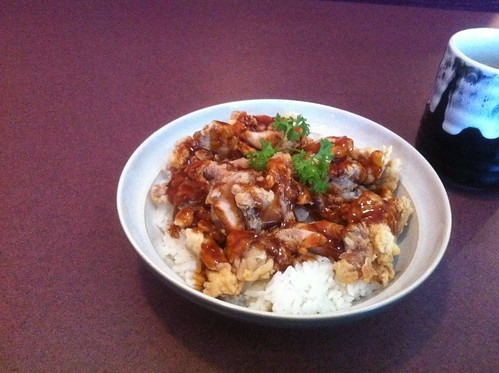 Chicken Teriyaki by raise my voice