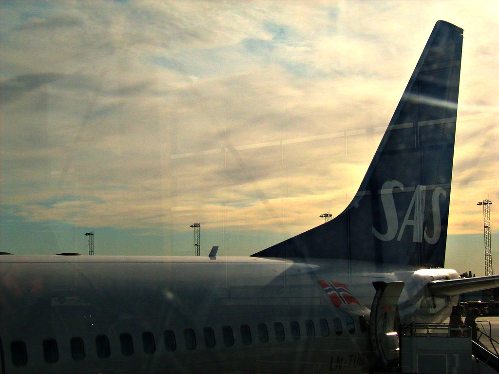 Norway: Oslo Gardermoen airport