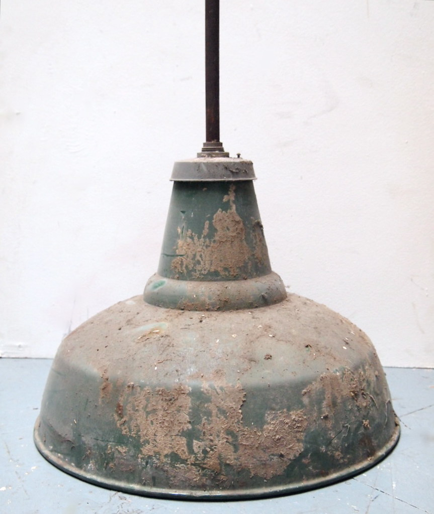 industrial lamp shade