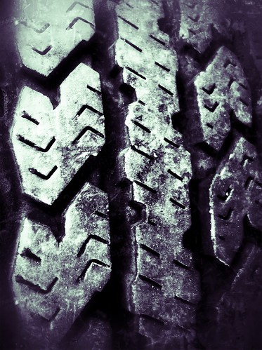 115/365- Tire texture by elineart