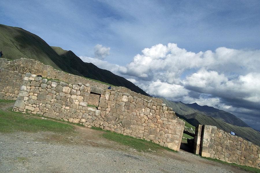 """""""Красная крепость"""" инков.Священная долина инков © Kartzon Dream - авторские путешествия"""