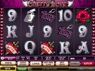 Cherry Love Slot Machine