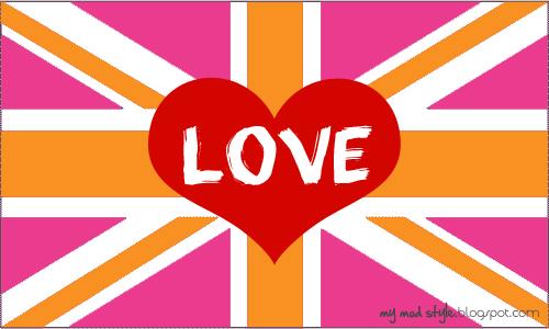 Union Jack love