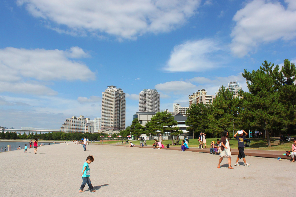 Odaiba walking guide Part2 (10)