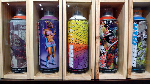 MONTANA COLORS LIMITED EDITION CANS