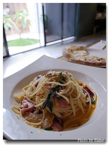 薄多義義大利麵
