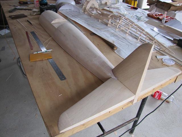 Montagem gratificante P-47 Thunderbolt Do Kit ao AR - Página 2 6266334470_7946ffef18_z