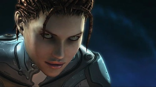 Starcraft 2: Heart of The Swarm Blizzcon Preview