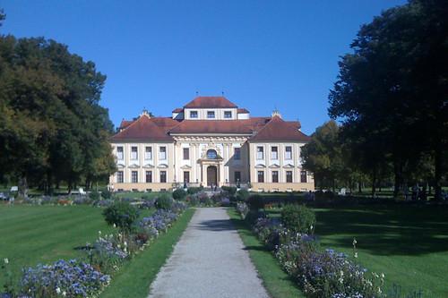Schloß Lustheim