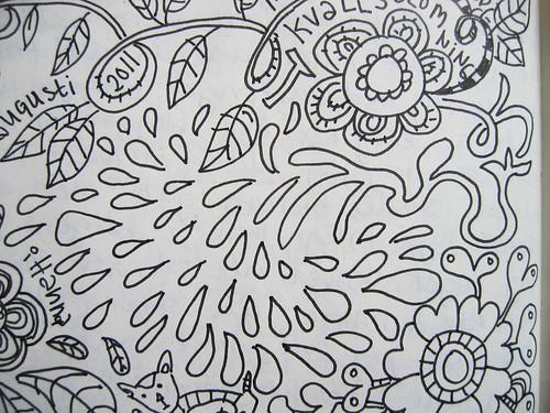 Drops of doodle