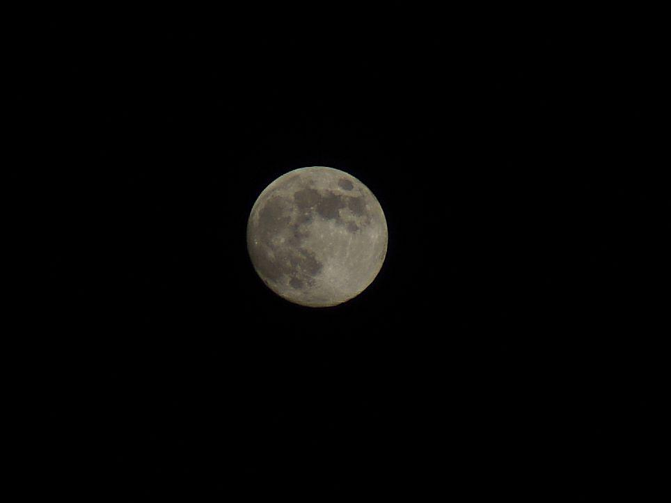 中秋節快樂-月亮一張流