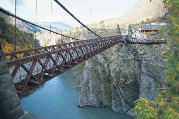Bungy Bridge, Queenstown New Zealand