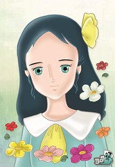 Sally   (Ba7r )))))) Tags: sarah la sara die comic blackberry cartoon sally princesa android doha qatar princesse iphone kleine ba7r  2022 prinzessin