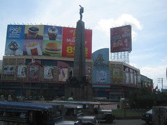 Bonifacio: Monumento of Caloocan City (Next Base II ) Tags: