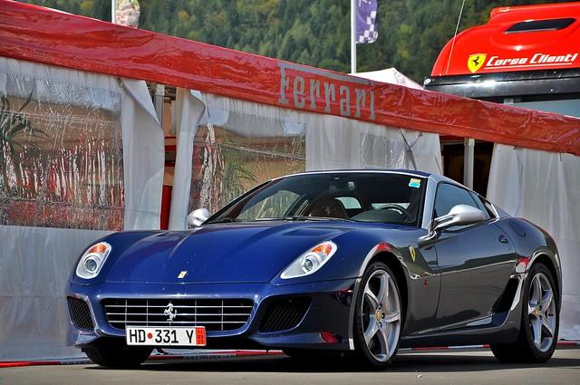 auto blue car austria nikon ferrari ring exotic a1 sa redbull supercar spielberg gtb aperta 599 fiorano 2011 d90 autó a1ring ferrariracingdays pengeverdák hgte redbullring