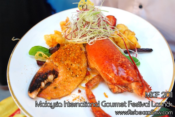 MIGF 2011 - Malaysian International Gourmet Festival-13