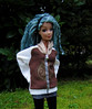 116 (Alrunia) Tags: dreadlocks outdoors doll handmade ooak barbie yarn mohair dreads fashiondoll mattel reroot rebody fashionfever 16thscale playscale makeupchic yarnreroot barbiedreadlocks