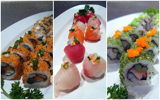 Buffet Town Labrador Seafood Sushi