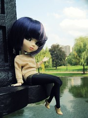 Boston Common- Lien (miss_skittlekitty) Tags: dolls bostonma pullips bostoncommon bostonpublicgarden